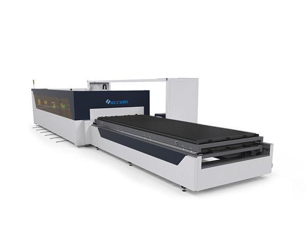 4mm uhlíková ocel trubka trubka cnc vlákno laserové řezací stroj s raytools