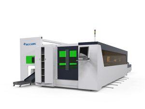 vysokorychlostní laserový řezací stroj s kovovou trubkou a deskovým vláknem 1500w s rotačním zařízením