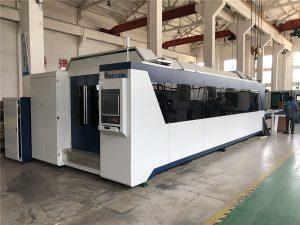 vysokorychlostní čtvercový trubkový laserový řezací stroj