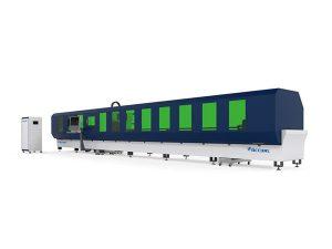 kovový vysoce výkonný laserový řezací stroj, vláknové laserové zařízení s přesností 0,003 mm