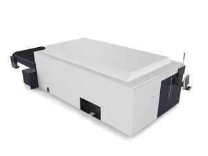 kovový plech / trubky průmyslový laserový řezací stroj duální motor high-end cnc systém