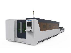 4000w vodní chlazení vysoce výkonný laserový řezací stroj na kov