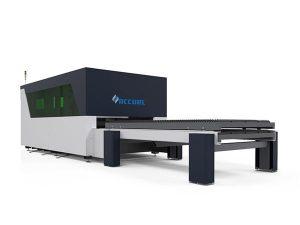 stabilní kovový řezací laserový řezací stroj, kovový laserový řezací stroj s osou z