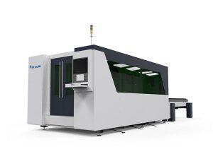 dvojitý stůl cnc laserové řezání kovů stroj, automatické laserové desky řezací stroj