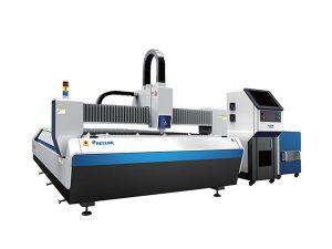 laserový řezací stroj s otevřeným vláknem, cnc laserový gravírovací řezací stroj