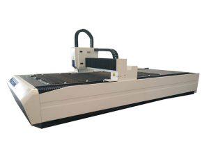 svařovaný rám řezací laserový paprsek stroj s vysokým výstupním výkonem se systémem pro odstraňování prachu