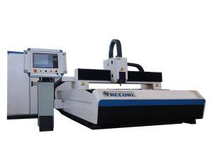 Oblast použití laserového řezacího stroje Laserový kovový řezací stroj je široce používán v hardwaru, precizním strojním zařízení, automobilových součástkách, brýlích a hodinkách, přesném řezání, lékařském vybavení, nástrojích a dalších průmyslových odvětvích souvisejících s kovem. Může se zarry na bezkontaktním řezání plechů, trubek, zejména u nerezové oceli, destiček, listů pilových listů a jiných kovových materiálů, má vynikající proces pro různé vysoce křehké tvrdé slitiny. V liniích hardware a zpracování plechů může být řezání linií částečně nahrazeno technologií laserového řezání.