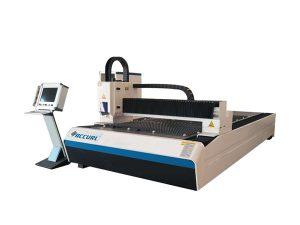 průmyslový laserový řezací stroj s kovovým vláknem 1500w malý laserový paprsek kompaktní velikosti