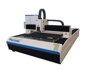 2000w vlákno laserový řezací stroj používaný v měkké ocelové desce / železné desce
