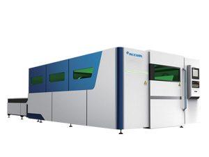 reklamní laserové řezací zařízení s kovovými vlákny malé velikosti 1070 nm vlnová délka