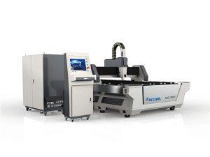 kompaktní konstrukce průmyslového laserového řezacího stroje vysoká řezná rychlost 380v