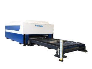 laserový řezací stroj s kovovými deskami s tloušťkou až 20 cm