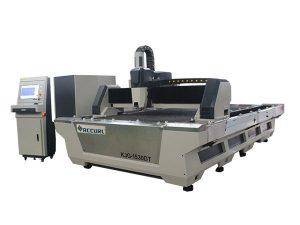 vysoce přesný průmyslový laserový řezací stroj 1000 W pro řezání uhlíkovou ocelí