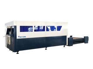 single platform cnc vlákno laserový řezací stroj, plech řezačka