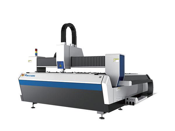 dvoubarevný cnc kovový laserový nůž, automatický vlákno laserový cnc stroj