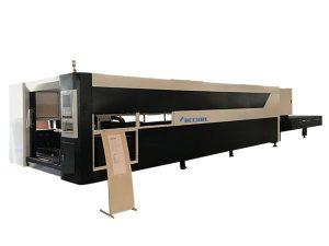1,5kw průmyslový cnc laserový řezací stroj / zařízení 380v, 1 rok záruka