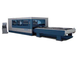 cnc kovový průmyslový laserový řezací stroj 380v / 50hz 1kw 1,5kw laserový zdroj