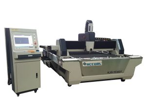 2000w vlákno laserové řezací zařízení, převodovka / stojan pro kulatou trubku