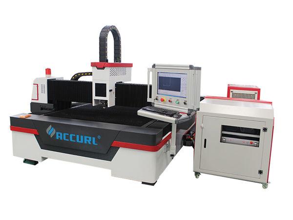 1500w vlákno laserový řezací stroj pro slitinu hliníku