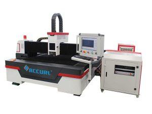 2000w / 3000w vlákno laserové řezací stroj ac380v 50hz cypcut kontrolní systém
