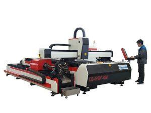 vlákno laserový řezací stroj 500w 800w 1kw 800mm / s provozní rychlost
