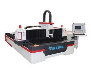 kovová destička malý laserový řezač, malý laserový kovový řezací stroj 60m / min