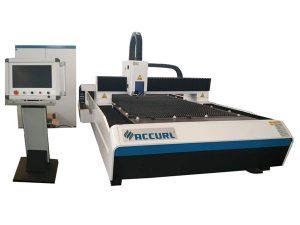 2000w / 3000w laserové řezací zařízení s kovovými vlákny ac380v cypcut kontrolní systém