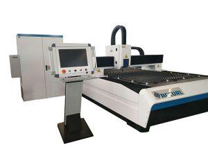 plně uzavřený průmyslový laserový řezací stroj 10m / min řezací rychlost