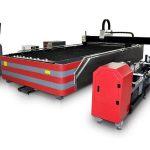 uzavřený typ cnc laserového řezacího stroje s vysokou pevností 500w / 1000w
