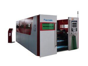 automatický průmyslový laserový řezací stroj vysokorychlostní dvojitá výměna stolu