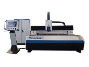 Přesný laserový řezací stroj s přesností na 500 W, čistý řezný povrch se systémem chlazení vodou