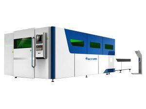 plně uzavřený průmyslový laserový řezací stroj výměnný stůl s vysokou přesností