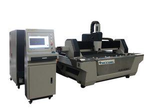 800w vlákno laserová trubka řezací stroj vysoká přesnost s pevným pracovním stolem
