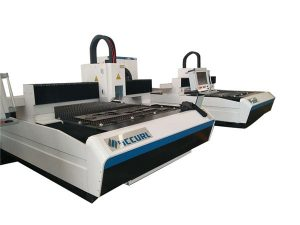 elektrické cnc laserové řezačky trubek, trubkové řezací laserové stroje snadné operace