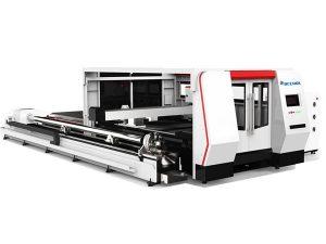cnc vlákno laserové trubice řezací stroj 1000w s cypcut řídícím systémem