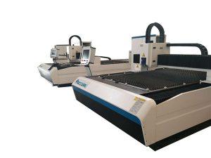 kontinuální pracovní nerezový kovový laserový řezací stroj