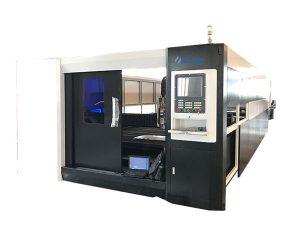 3000w vlákno cnc laser kovový řezací stroj portálové dvojité pohonné struktury