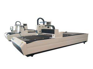 zařízení pro laserové řezání trubek pro dvojí použití, profesionální CNC řezací stroj pro laserové trubice